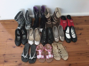 12 pairs of size 12 shoes Padstow Bankstown Area Preview
