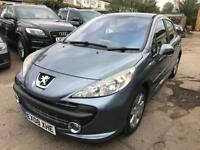 2008 Peugeot 207 1.6 VTi Sport AUTOMATIC 5dr, CLEAN CAR, GOOD RUNNER, GREY, LOW