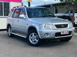 2000 Honda CR-V Sport 4WD Silver 4 Speed Automatic Wagon Garbutt Townsville City Preview