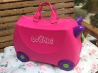 Kids Pink Trunkie, very limited use
