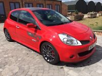 2008 (57) RENAULT CLIO 197 F1 TEAM 2.0 16V RENAULTSPORT NUMBER 450 OUT OF 500