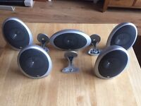 KEF KHT1005 Home Cinema Speakers