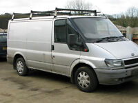 Ford Transit silver T280 2002 breaking most parts available