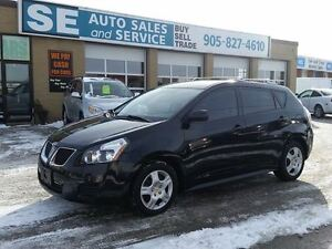 2010 Pontiac Vibe Sedan 75K $8288 Certified