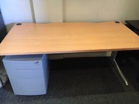 office furniture 1.6 meter herman miller desks