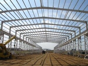 Morcra Construction - Steel Building Erection Campbell River Comox Valley Area image 2