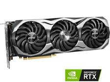 MSI GeForce RTX 2070 DirectX 12 RTX 2070 DUKE 8G OC 8GB 256-Bit GDDR6 PCI Expres