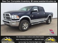 2012 Dodge Ram 3500HD Laramie w/Cummins ~ $428 B/W OAC*