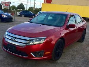 2010 Ford Fusion SEL . *EVERYONE APPROVED FINANCING*