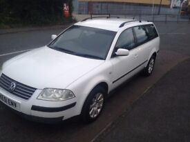 VW Passat se 1.9 tdi diesel estate with full 12 months mot very economical to run great condition