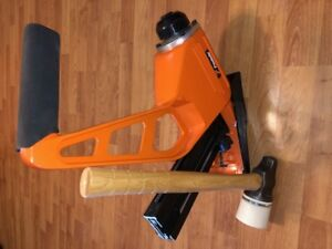 NEW PASLODE NAILER / Stapler - reg price $559