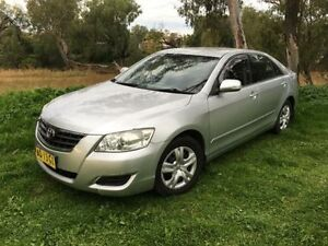 2007 Toyota Aurion GSV40R AT-X Silver 6 Speed Sequential Auto Sedan Coonamble Coonamble Area Preview