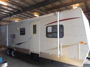 2009 EDGEWATER 298 BHE - TRAVEL TRAILER