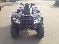 2015 Arctic Cat ATV's have arrived at M.A.R.S.!!!!!!!!!!!!!!