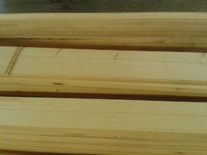 Wide Premium White Pine Flooring for Sale