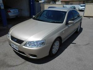 2007 Ford Falcon BF MkII Futura Kashmir 4 Speed Auto Seq Sportshift Sedan Christies Beach Morphett Vale Area Preview