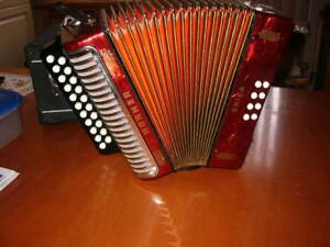 Accordeon Hohner Erica   A.D