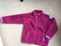 SEASALT Girl's Fleece Age 7 years