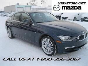 2013 BMW 3 Series 328i xDrive ALL WHEEL DRIVE! HEATED SEATS!