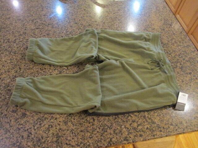 Russell Men's sweat Pants Micro Fleece Training Fit Slim Med