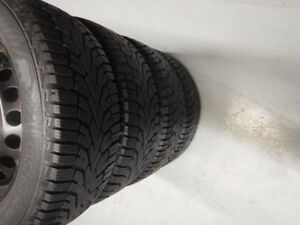 4x195-65 R15  GOODYEAR  \RIM  TOYOTA-FORD         HIVER\WINTER