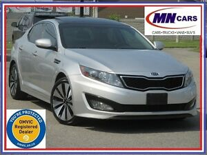 2011 Kia Optima SX-T Premium Touring w/NAVIGATION