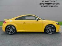 2016 Audi TT 2.0T Fsi Quattro Tts 2Dr S Tronic Auto Coupe Automatic