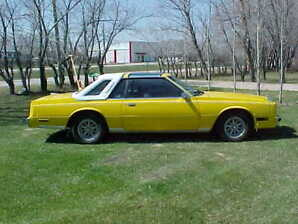 1980 Chrysler Cordoba Project car