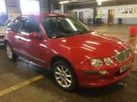 2002 ROVER 25 1.4 IMPRESSION PETROL MANUAL 3 DOOR HATCHBACK 5 SEAT LONG MOT CHEAP INSURANCE N CORSA