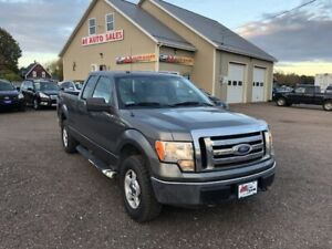 2010 Ford F-150 XLT 4WD SuperCab