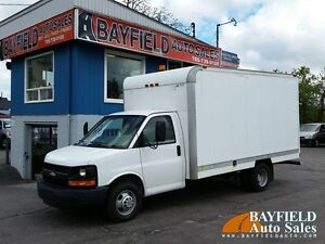 2006 Chevrolet Express Commercial Cutaway Cube Van **Cruise/Air/