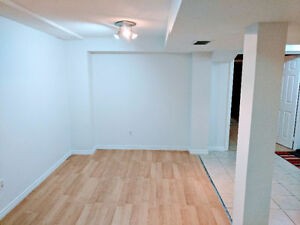 One Bedroom Basement for Rent