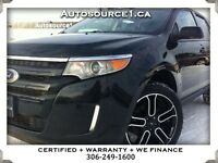 2013 Ford Edge SEL AWD Styling Pkg