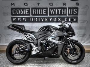 2009 Honda CBR600RR - V1985 NP - **Financing Available