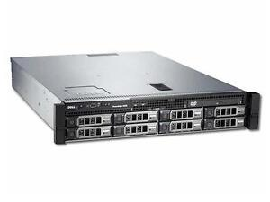 16 Cores Dell PowerEdge R720 Server , 2 X E5-2665, 2 X 8 Cores 2.40Ghz , 96Gb RAM , 3 X 300Gb 10K SAS , 2 PSU
