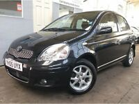 Toyota Yaris 1.3 VVT-i Colour Collection 5dr 12m MOT + LOW MILEAGE
