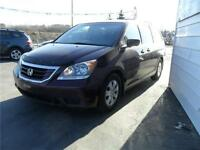 2009 Honda Odyssey No accident 8.Seats