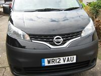 20012 nissan nv200 [no vat] 28000 miles,,,,top modle se dci diesel,,,rev/camera,,,,