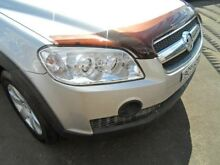2007 Holden Captiva CG CX Silver 5 SPEED Semi Auto Wagon Clyde Parramatta Area Preview