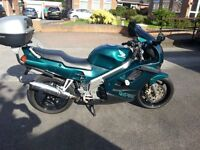 1997 Honda VFR 750FV rc36 for sale