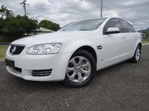 2012 Holden Commodore VE II MY12 Omega White 6 Speed Automatic Sedan Vincent Townsville City Preview