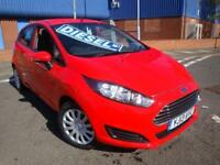 13 FORD FIESTA 1.5TDCi ( 75ps ) STYLE //TAX EXEMPT//