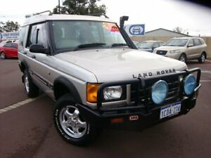 2000 Land Rover Discovery II 00.5MY ES Td5 Silver 4 Speed Automatic Wagon Bunbury Bunbury Area Preview