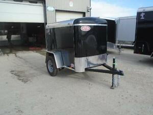 4x6 Atlas Enclosed - EASY TO HAUL W/ ANY VEHICLE!! London Ontario image 3