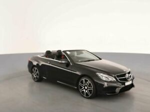 2016 Mercedes-Benz E250 A207 806MY 7G-TRONIC + Obsidian Black Sports Automatic Cabriolet Belmore Canterbury Area Preview