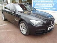 BMW 730 3.0TD auto 2011 D- M Sport S/H £2185 added extras NAV P/X