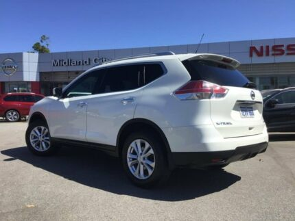 2015 Nissan X-Trail T32 ST-L X-tronic 2WD White 7 Speed Constant Variable Wagon Midvale Mundaring Area Preview