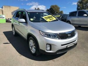 2013 Kia Sorento XM MY13 SLi Silver Sports Automatic Wagon Lidcombe Auburn Area Preview