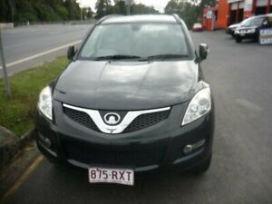 2011 Great Wall X240 Black 5 Speed Manual Wagon Caboolture Caboolture Area Preview