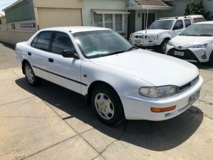 1997 Toyota Camry SXV101R Intrigue Diamond White 4 Speed Automatic Sedan Park Holme Marion Area Preview
